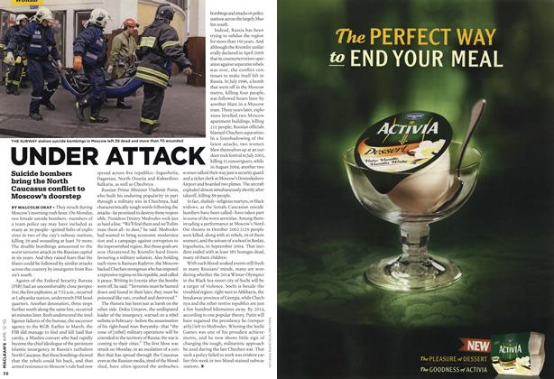 Article Preview: UNDER ATTACK, APR. 12th 2010 | Maclean's