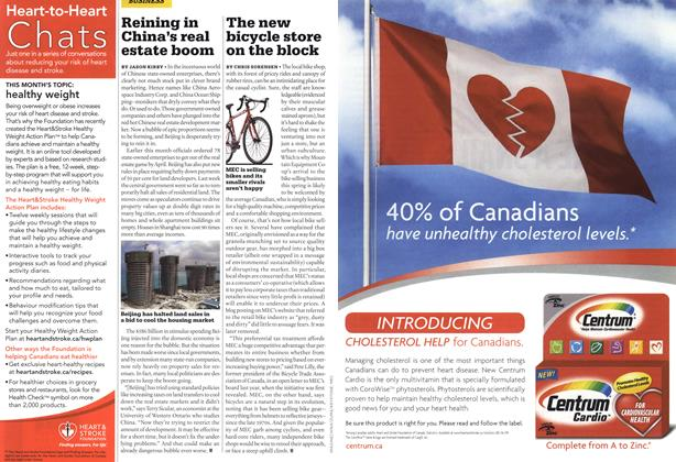 Article Preview: The new bicycle store on the block, APR. 12th 2010 | Maclean's
