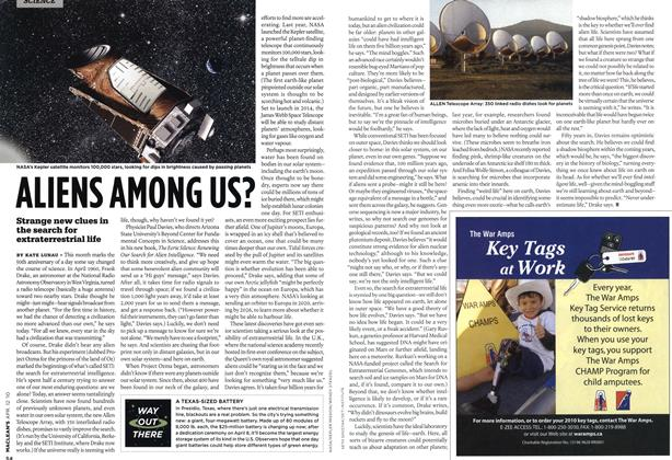 Article Preview: ALIENS AMONG US?, APR. 12th 2010 2010 | Maclean's