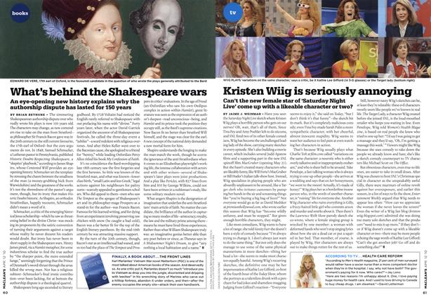 Article Preview: What's behind the Shakespeare wars, APR. 12th 2010 | Maclean's