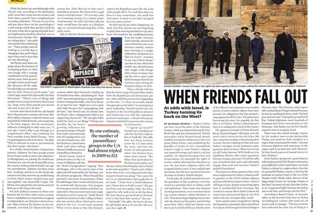 Article Preview: WHEN FRIENDS FALL OUT, APR. 19th 2010 | Maclean's