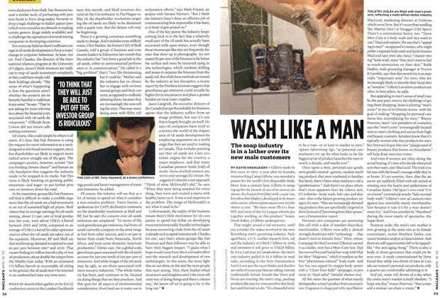 Article Preview: WASH LIKE A MAN, APR. 19th 2010 | Maclean's
