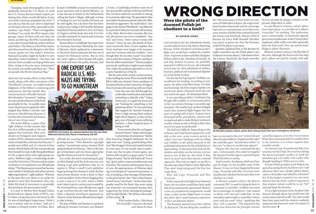 Article Preview: WRONG DIRECTION, APR. 26th 2010 | Maclean's