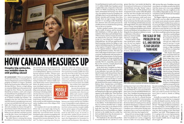 Article Preview: HOW CANADA MEASURES UP, APR. 26th 2010 2010 | Maclean's