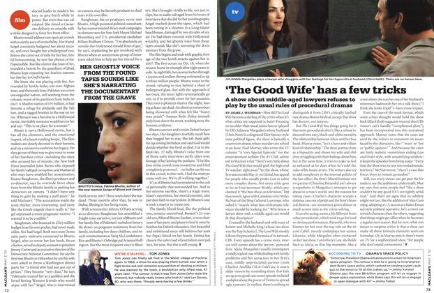 Article Preview: 'The Good Wife' has a few tricks, MAY 3rd 2010 | Maclean's