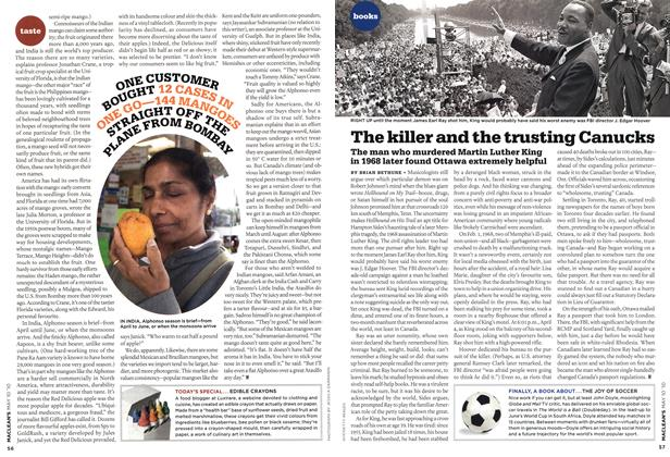 Article Preview: The killer and the trusting Canucks, MAY 10th 2010   Maclean's