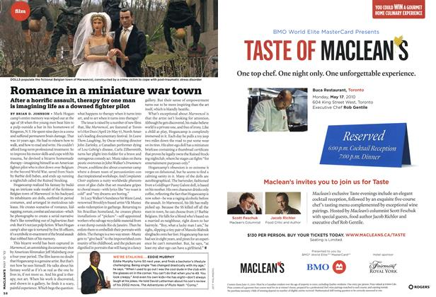 Article Preview: Romance in a miniature war town, MAY 10th 2010 | Maclean's