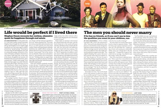 Article Preview: Life would be perfect if I lived there, MAY 10th 2010 | Maclean's