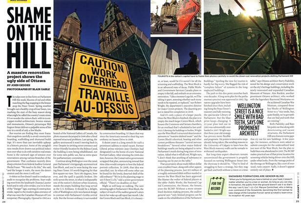 Article Preview: SHANE ON THE HILL, May 17th 2010 | Maclean's