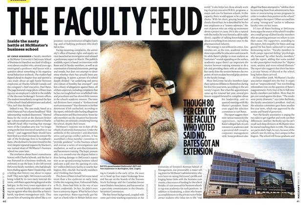 Article Preview: THE FACULTY, May 17th 2010 | Maclean's