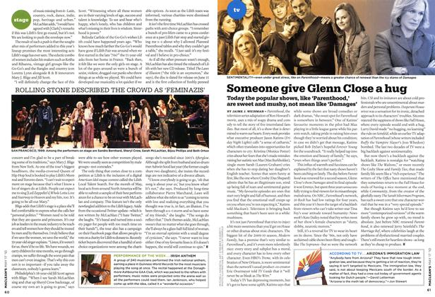 Article Preview: Someone give Glenn Close a hug, May 17th 2010 2010 | Maclean's