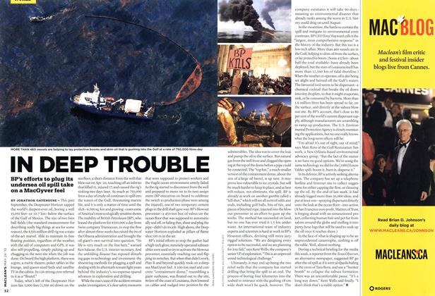 Article Preview: IN DEEP TROUBLE, MAY 24th 2010 | Maclean's