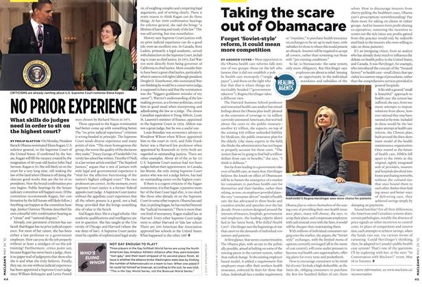 Article Preview: NO PRIOR EXPERIENCE, MAY 24th 2010 2010 | Maclean's