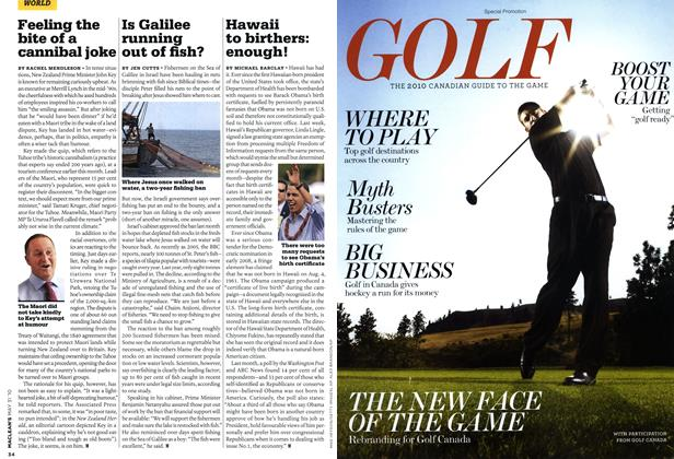 Article Preview: Is Galilee running out of fish?, MAY 31st 2010 2010 | Maclean's