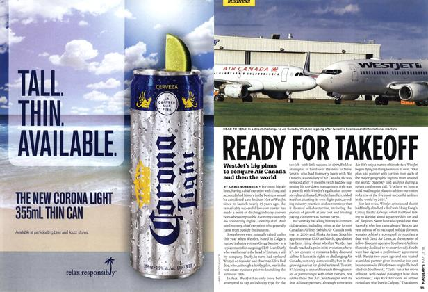 Article Preview: READY FOR TAKEOFF, MAY 31st 2010 | Maclean's