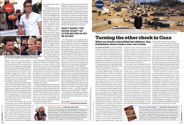 Article Preview: Turning the other cheek in Gaza, MAY 31st 2010 | Maclean's