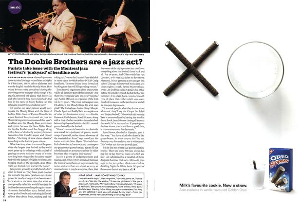 Article Preview: The Doobie Brothers are a jazz act?, MAY 31st 2010 | Maclean's