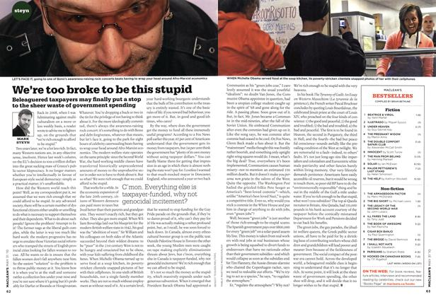Article Preview: We're too broke to be this stupid, MAY 31st 2010 | Maclean's