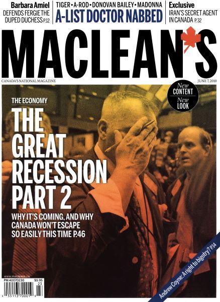 Issue: - June 2010 | Maclean's