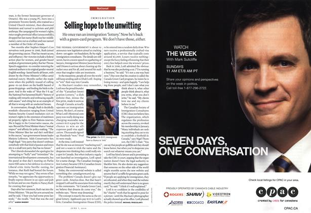 Article Preview: Selling hope to the unwitting, June 7th 2010 | Maclean's