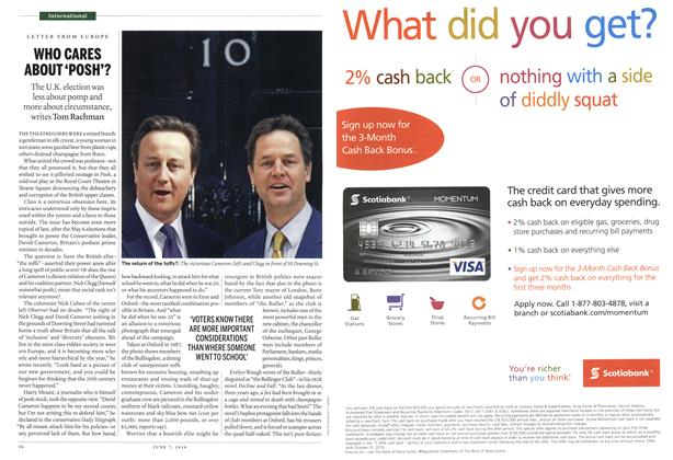 Article Preview: WHO CARES ABOUT 'POSH'?, June 2010 | Maclean's