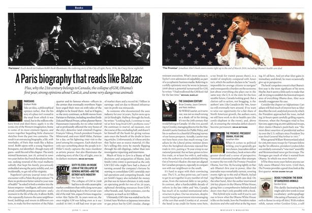 Article Preview: PARISIANS, June 7th 2010 | Maclean's
