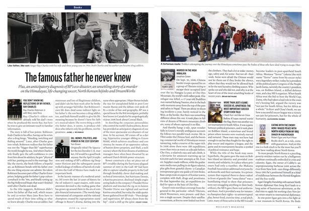 Article Preview: MURDER IN THE HIGH HIMALAYA Jonathan Green, June 14th 2010 | Maclean's