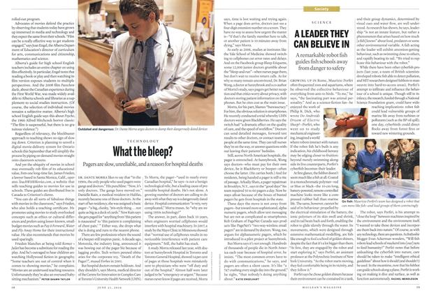 Article Preview: What the bleep?, June 21st 2010 | Maclean's