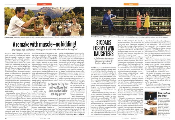 Article Preview: SIX DADS FOR MYTWIN DAUGHTERS, June 21st 2010 | Maclean's