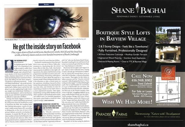 Article Preview: He got the inside story on Facebook, June 2010 | Maclean's