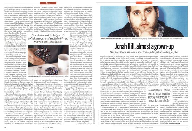 Article Preview: Jonah Hill, almost a grown-up, June 28th 2010 | Maclean's