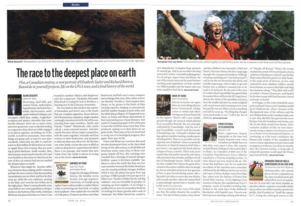 Article Preview: The race to the deepest place on earth, June 28th 2010 | Maclean's