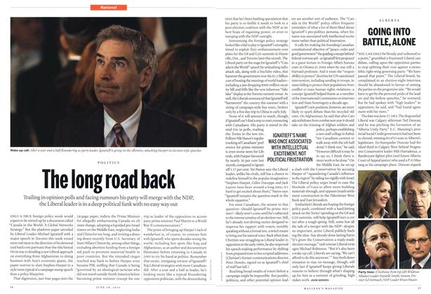 Article Preview: The long road back, June 28th 2010 | Maclean's