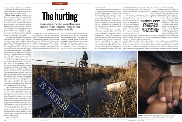 Article Preview: The hurting, July 5th 2010 | Maclean's