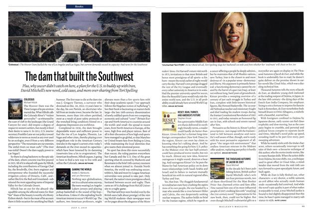 Article Preview: The dam that built the Southwest, July 2010 | Maclean's