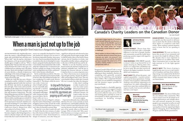 Article Preview: When a man is just not up to the job, July 26th 2010 | Maclean's