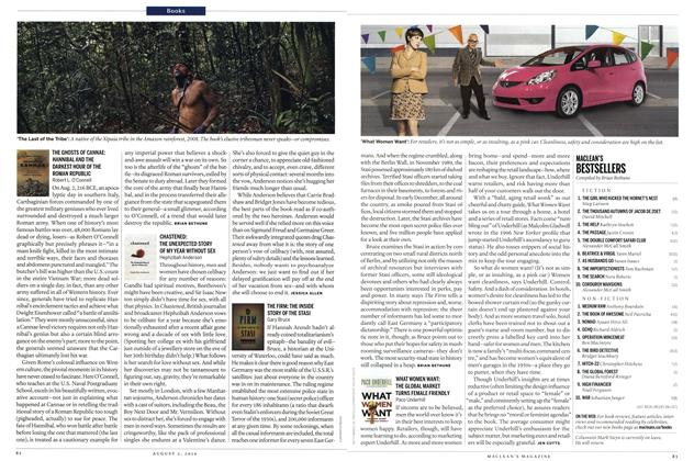 Article Preview: WHAT WOMEN WANT: THE GLOBAL MARKET TURNS FEMALE FRIENDLY, August 2nd 2010 | Maclean's