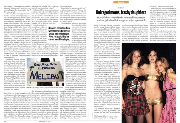 Article Preview: Outraged moms, trashy daughters, August 2010 | Maclean's