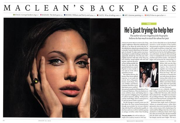Article Preview: He's just trying to help her, August 2010 | Maclean's