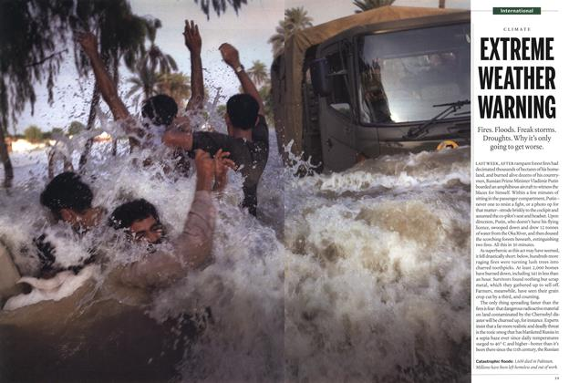 Article Preview: EXTREME WEATHER WARNING, August 2010 | Maclean's