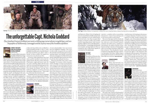 Article Preview: The unforgettable Capt. Nichola Goddard, September 13th 2010 | Maclean's
