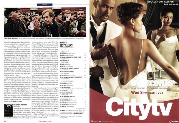 Article Preview: MACLEAN'S BESTSELLERS, October 4th 2010 | Maclean's