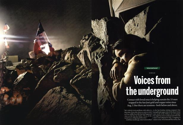 Article Preview: Voices from the underground, October 11th 2010 | Maclean's