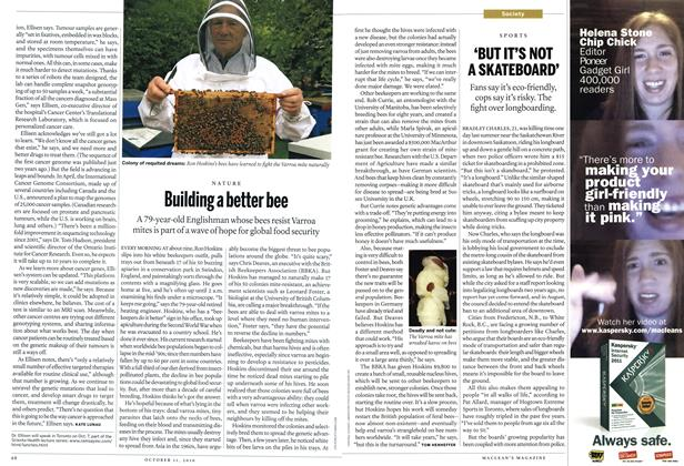 Article Preview: 'BUT IT'S NOT A SKATEBOARD', October 11th 2010 | Maclean's