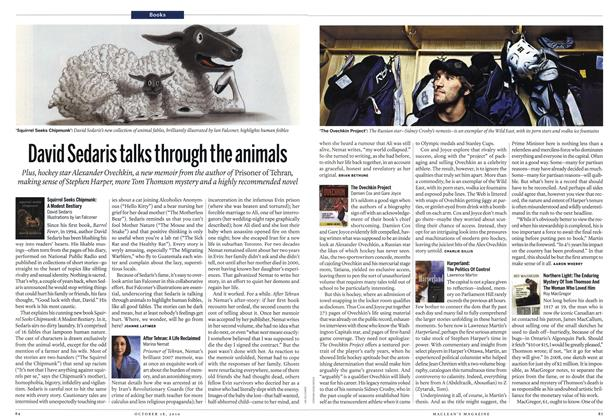 Article Preview: The Ovechkin Project Damien Cox and Gare Joyce, October 18th 2010 | Maclean's