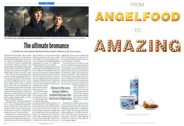 Article Preview: The ultimate bromance, November 1st 2010 | Maclean's