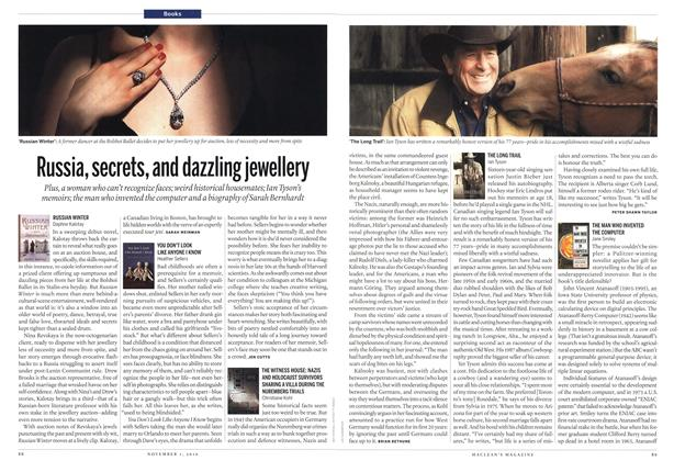 Article Preview: Russia, secrets, and dazzling jewellery, November 1st 2010 | Maclean's