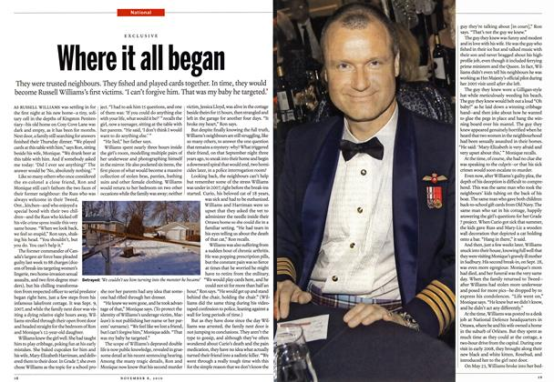 Article Preview: Where it all began, November 8th 2010 | Maclean's