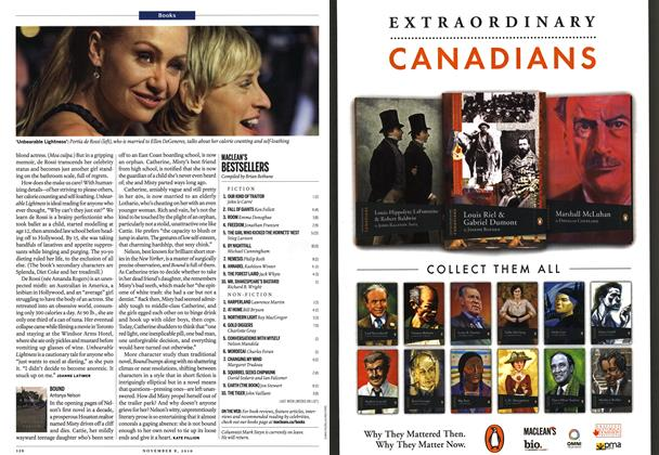 Article Preview: MACLEAN'S BESTSELLERS, November 8th 2010 | Maclean's