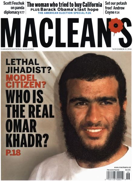 Issue: - NOVEMBER 15,2010 | Maclean's